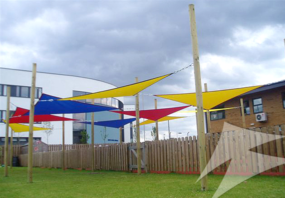 Gallery shade sails for Colorado shade sail